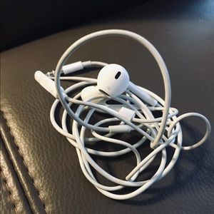 Apple iPhone headphones